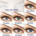 Adore Bi - TONE the coloured contact lenses Kyiv